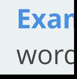 Standard text contrast